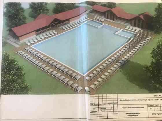 Летний бассейн Барнаул