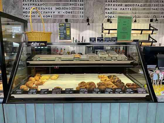Продажа оборудования для пекарни
